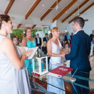 Kylie and Sean, June 2014, Alamanda Chapel, Palm Cove, Cairns Civil Marriage Celebrant, Melanie Serafin