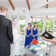 Jarryd and Sachi, October 2012, Cairns Marriage Celebrant Melanie Serafin