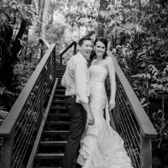 Ben and Renee, 2013, Cairns Civil Marriage Celebrant, Melanie Serafin