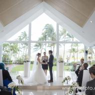 Claire and Jesse, Hilton chapel, May 2014, Cairns Civil Marriage Celebrant, Melanie Serafin
