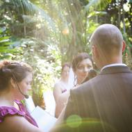 Kate and Tyson, June 2012, Cairns Marriage Celebrant Melanie Serafin