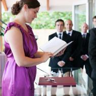 Palm Cove Angsana Chapel, 2012, Cairns Marriage Celebrant Melanie Serafin
