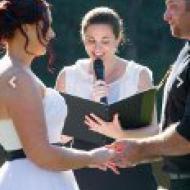 Stacey and Jay, May 2015, The Billabong Kuranda,  Cairns Civil Marriage Celebrant, Melanie Serafin